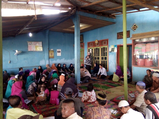 Paslon Shinta-Suryadi Di Idamkan Oleh Masyarakat Muara Enim