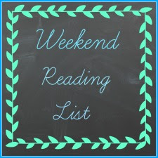 Vintage, Paint and more... weekend reading list button