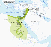 سيناء والحدود المصرية في عصر الدولة الحديثة