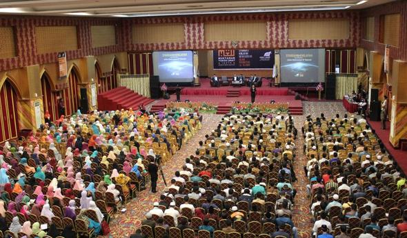 HTI Kota Padang gelar Muktamar Tokoh Umat (MTU) - Abad Khilafah