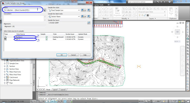 calculate cut and fill civil 3d, cara menghitung cut and fill dengan excel, cara menghitung volume cross section