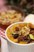 Ашуре със сушени плодове