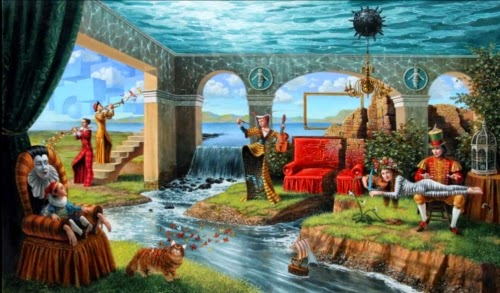 00-Michael-Cheval-Surreal-Absurdist-Paintings-www-designstack-co