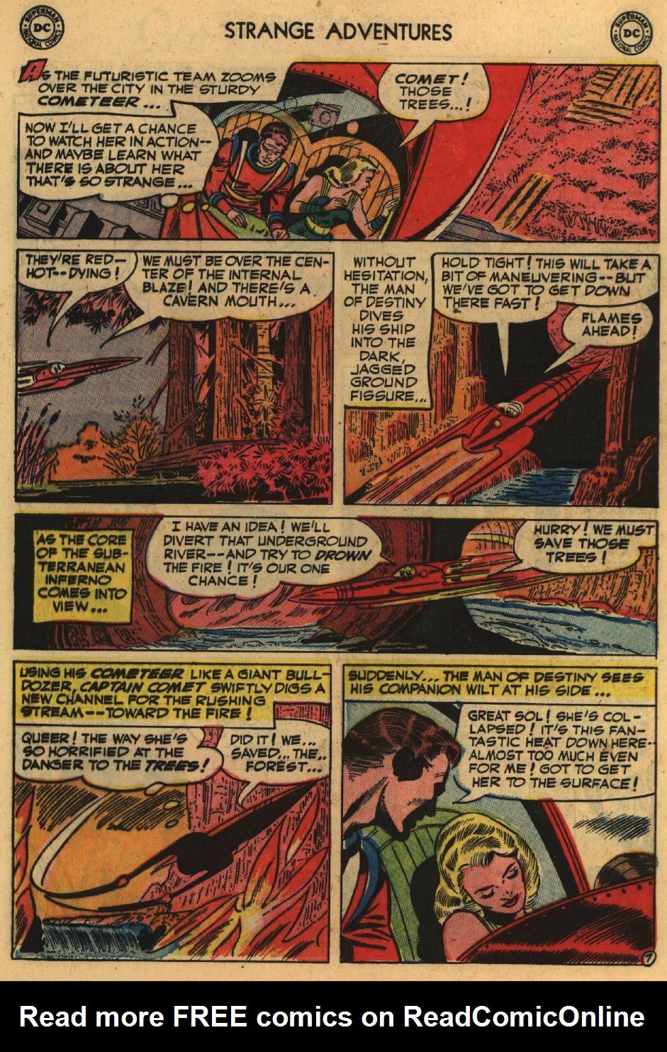 Strange Adventures (1950) issue 26 - Page 9