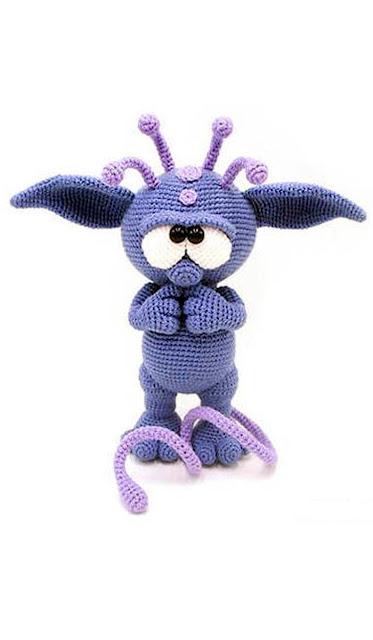 Bunny Pumpkin. crochet pattern Pumpkin Häkelanleitung   Etsy   640x373