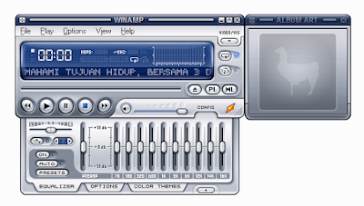 Versi Terbaru Aplikasi Pemutar Media Winamp 5.666 Full