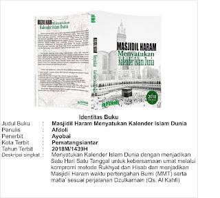 Download Buku Masjidil Haram Menyatukan Kalender Islam Dunia