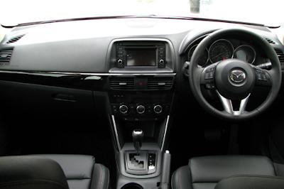 Interior Mazda CX-5