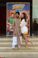 Parineeti Chopra with Ayushmann Khurrana at the Launch of Trailer of Meri Pyaari Bindu 034.JPG