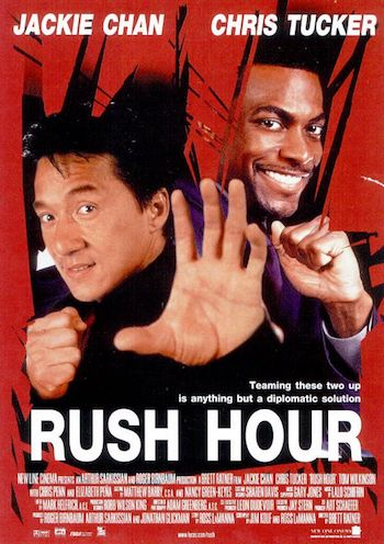 Rush Hour 1998 Dual Audio Hindi 300mb Movie Download