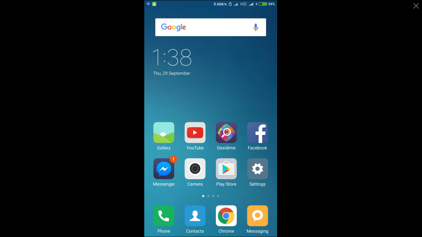 how to cast mirror xiaomi phone screen to pc