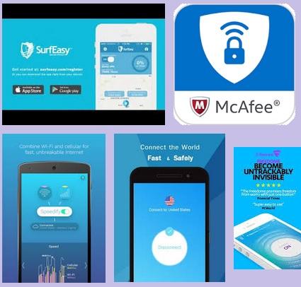 Secure VPN – Free VPN Proxy, Best & Fast Shield v1.1.8 [VIP] Apk Apps