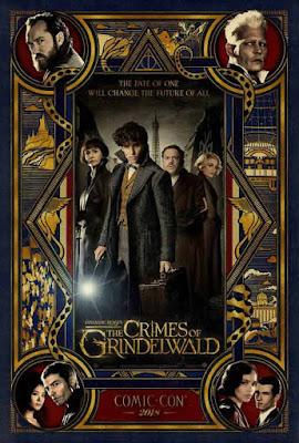 أكثر الأفلام انتظارا في سنة 2018 Fantastic Beasts: The Crimes of Grindelwald