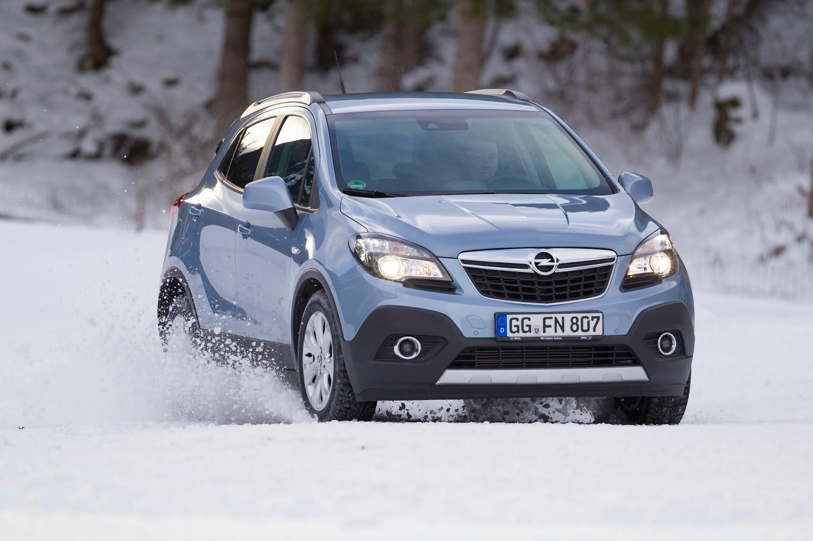Opel Mokka 289322 Στις 500.000 Έφτασαν οι Παραγγελίες για το Opel Mokka Opel, Opel Mokka, Sales, SUV