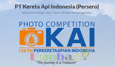 Lomba Photo Competition KAI 2017 | PT. Kereta Api Indonesia | Umum