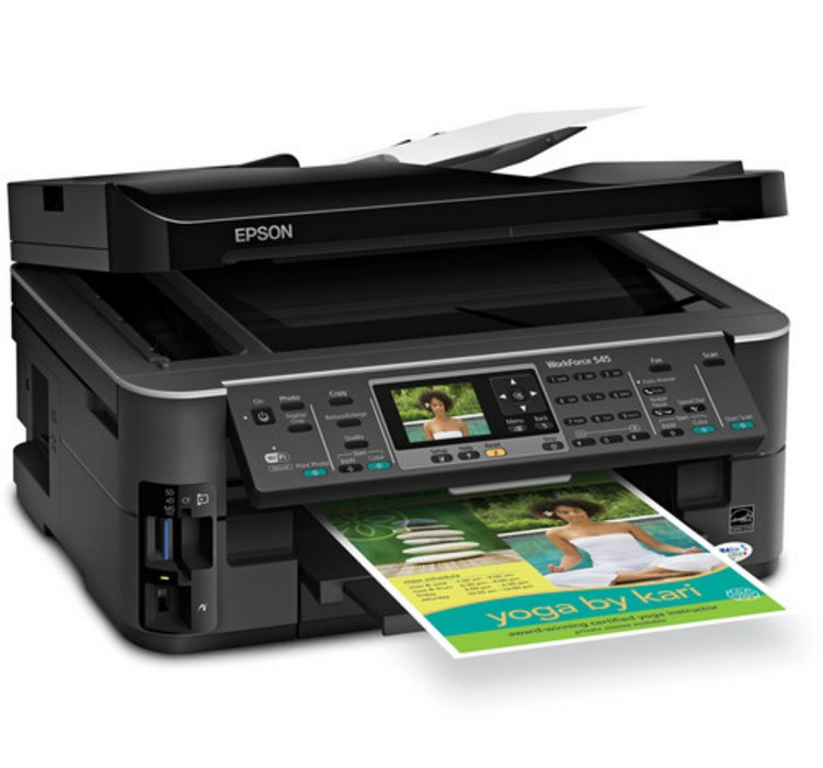 Epson Workforce 545 Driver Software Download