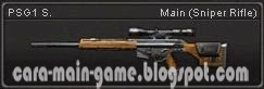 Senjata Point Blank PSG1 S.