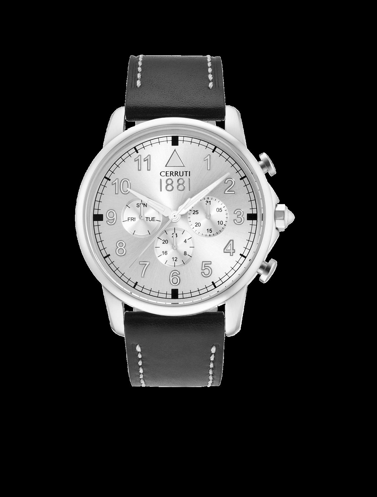 d4508eceb43 Estação Cronográfica  Chegado ao mercado - relógio Cerruti 1881 ...