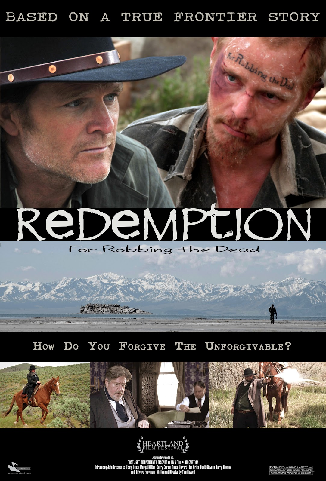 Henry's Western Round-up: 'REDEMPTION' IS HERE!