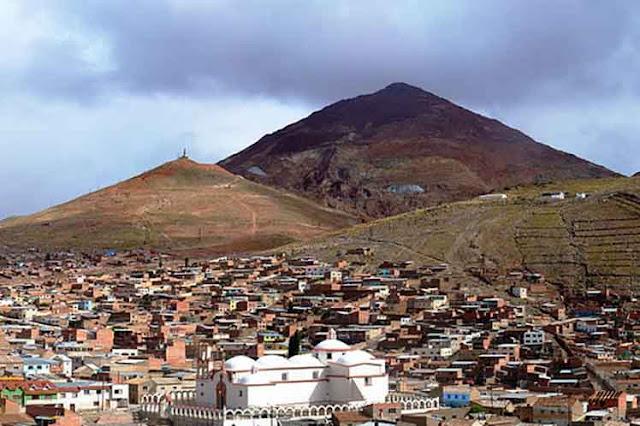 Unesco asesora a Bolivia en conservación del Cerro Rico de Potosí