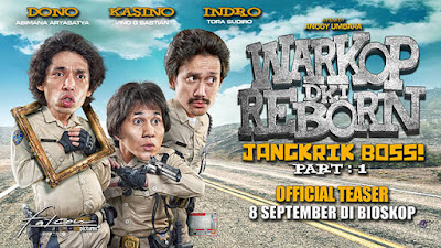 Download Film Warkop DKI Reborn Jangkrik Boss Part 1 ( 2016 )