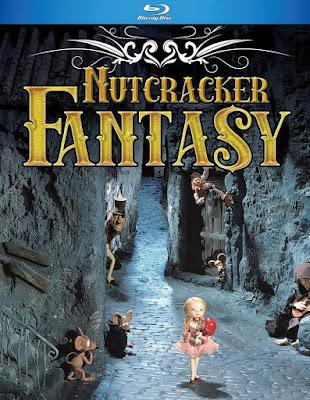 Nutcracker Fantasy 1979 Bluray