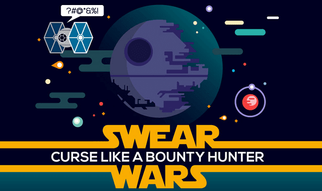 Swear Wars: How to curse like a bounty hunter