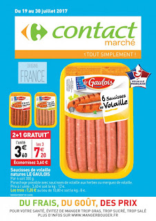 Catalogue Carrefour 19 au 30 juillet 2017