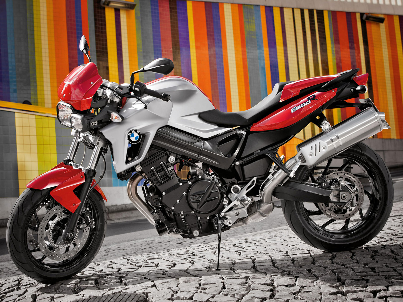 2012 BMW F800R Motorcycle