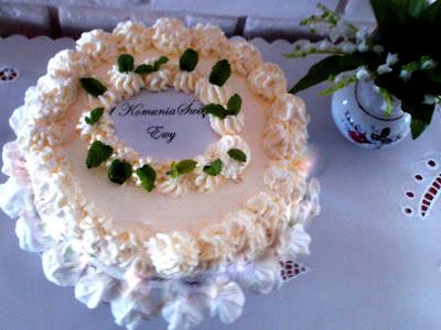 Cake Communion celebrations