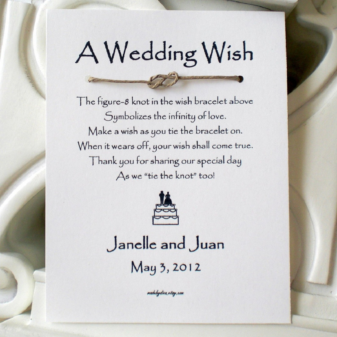 What To Write On A Wedding Card 2
