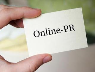 humas online cyber pr