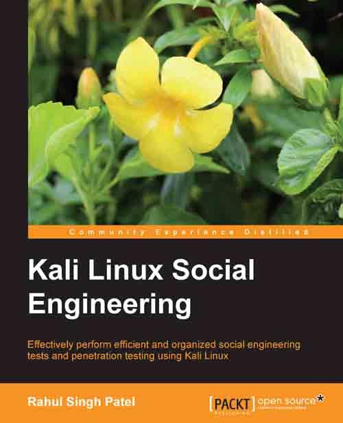 kali linux social engineering pdf
