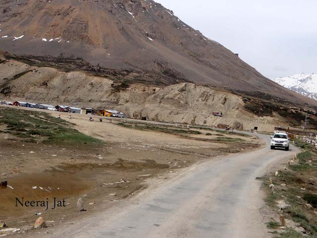 लद्दाख साइकिल यात्रा- आठवां दिन- सरचू से नकी-ला