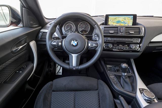 BMW M140i 2017 - interior