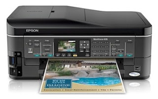 Epson WorkForce 635 Driver Download For Microsoft Windows and Macintosh