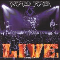 Twisted Sister - Live at Hammersmith 1984 CD