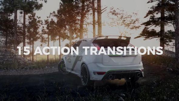 DYNAMIC ACTION TRANSITIONS - PREMIERE PRO TEMPLATES 79547