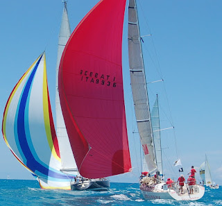 Sailing Week Antigua Colourful