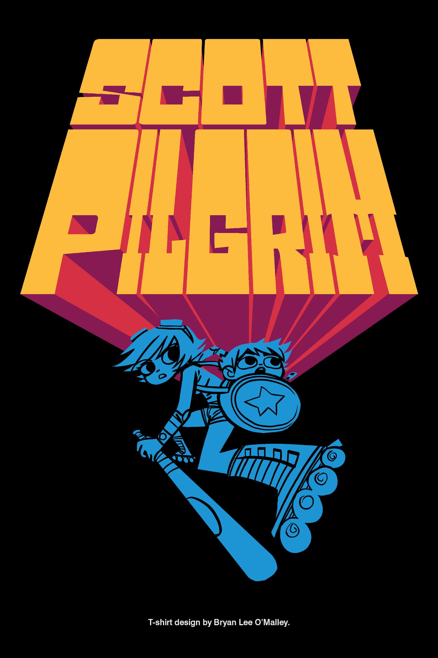 Read online Scott Pilgrim comic -  Issue #5 - 186