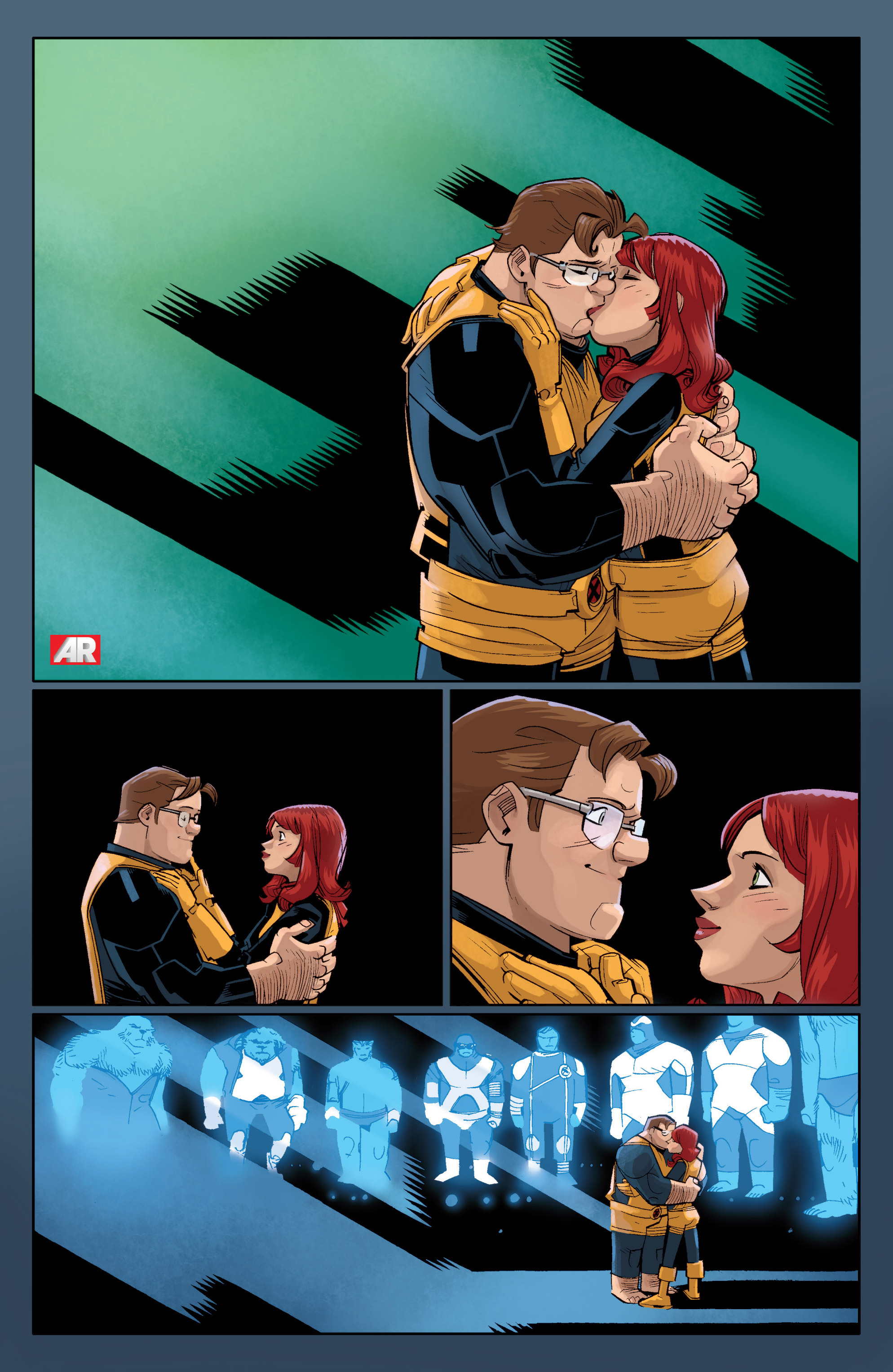 Read online All-New X-Men (2013) comic -  Issue # _Special - Out Of Their Depth - 104