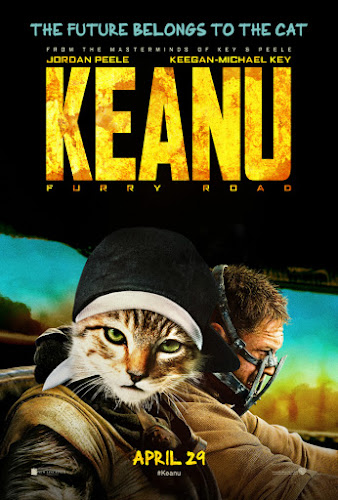 Keanu (BRRip 1080p Dual Latino / Ingles) (2016)