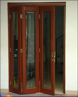 10 Desain Pintu Lipat Minimalis Terbaru Rumah Masa Kini gambar 6