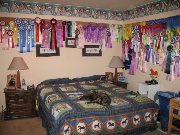 girls horse bedroom ideas - interior designs room