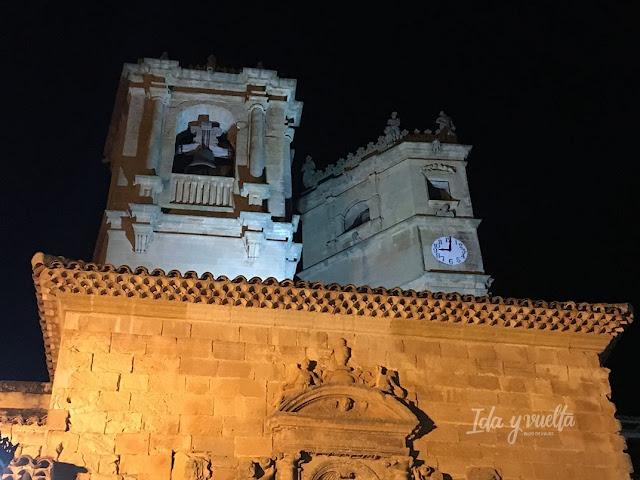 Alcaraz nocturno