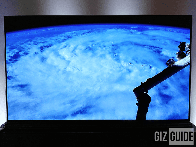 LG Launches 77-inch Signature OLED TV In PH