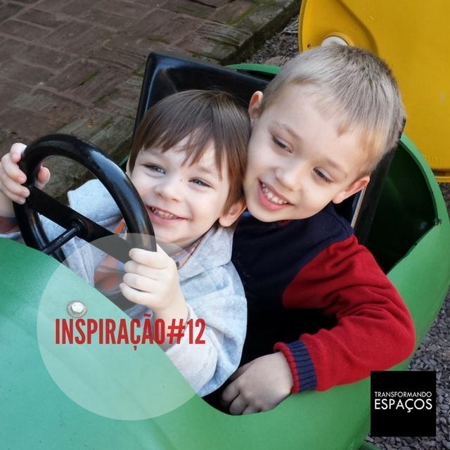 Inspiração # 12 - Filhos