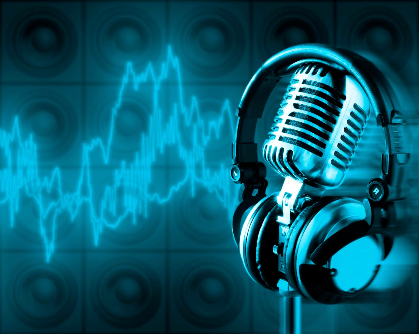 Microphone Voice Over