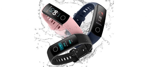 Honor Band 4 fitness tracker Available now United States for £60