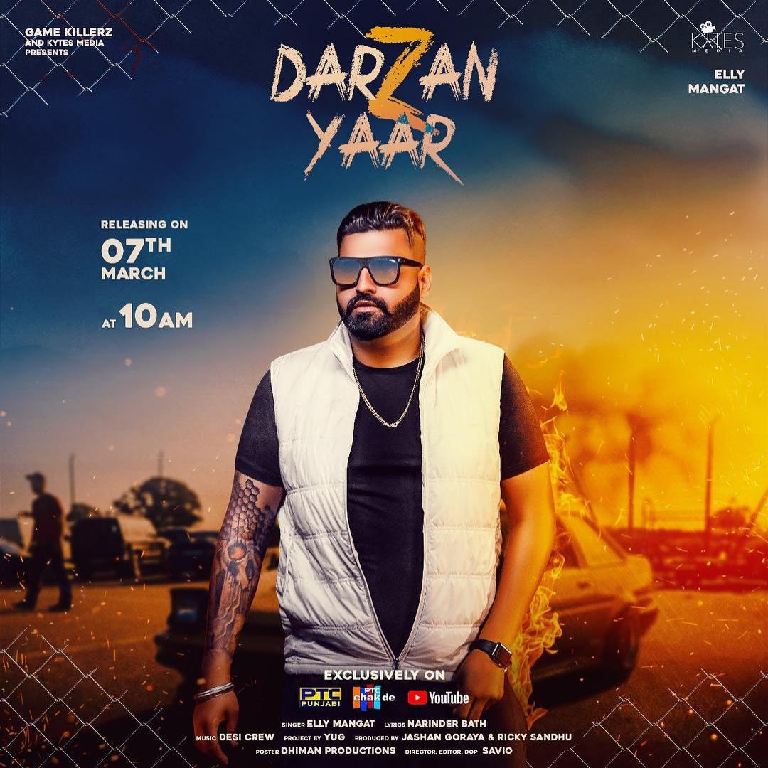 Yaar Batere Ne Song Download: Darzan Yaar Elly Mangat MP3 MP4 Download HD Video Lyrics